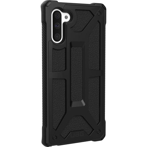 Urban Armor Gear Monarch Series Case for Samsung Galaxy Note10 (Black)