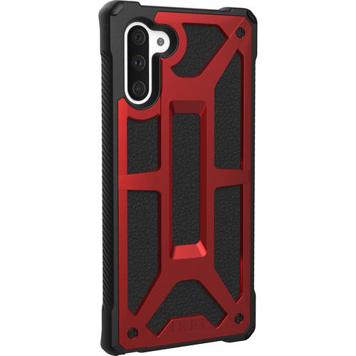 Urban Armor Gear Monarch Series Case for Samsung Galaxy Note10 (Crimson)