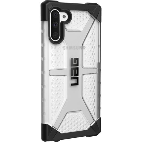 Urban Armor Gear Plasma Series Case for Samsung Galaxy Note10 (Ice)