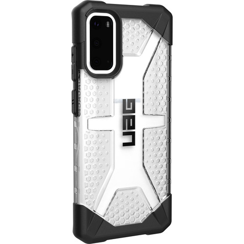 Urban Armor Gear Plasma Series Case for Samsung Galaxy S20 (Ice)