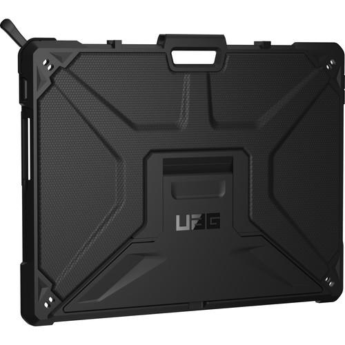 Urban Armor Gear Metropolis Series Microsoft Surface Pro X Case (Black)
