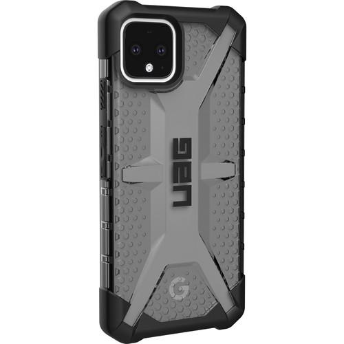 Urban Armor Gear Plasma Series Case for Google Pixel 4 (Ash)