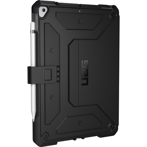 "Urban Armor Gear Metropolis Series Case for the 10.2"" iPad (2019 / 7th Gen / Black)"