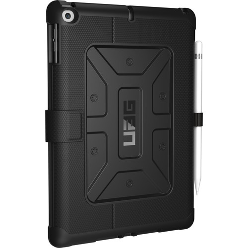 "Urban Armor Gear iPad 9.7"" Case with Hand Strap and Pen Holder for EDU/K-12 (Bulk)"