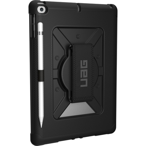 "Urban Armor Gear Metropolis Series 9.7"" iPad Case with Hand Strap"