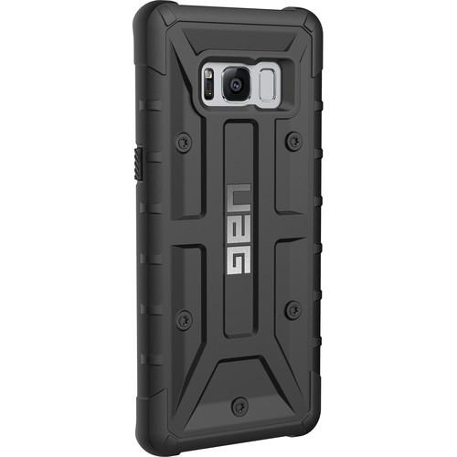 Urban Armor Gear Pathfinder Case for Galaxy S8 (Black)