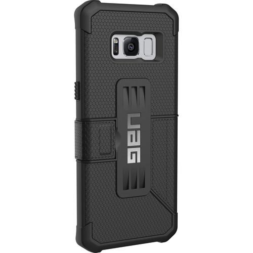 Urban Armor Gear Metropolis Case for Galaxy S8 (Black)