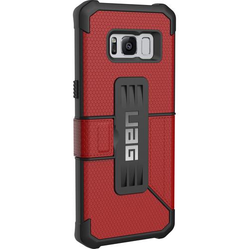Urban Armor Gear Metropolis Case for Galaxy S8 (Magma)