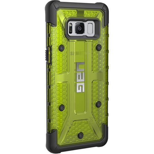 Urban Armor Gear Plasma Case for Galaxy S8 (Citron)