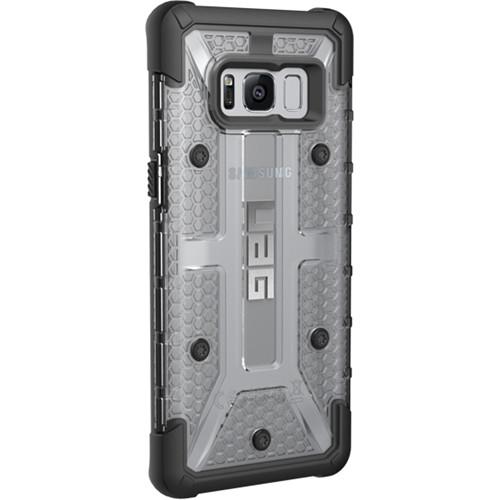 Urban Armor Gear Plasma Case for Galaxy S8 (Ice)