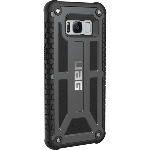 Urban Armor Gear Monarch Case for Galaxy S8 (Graphite)