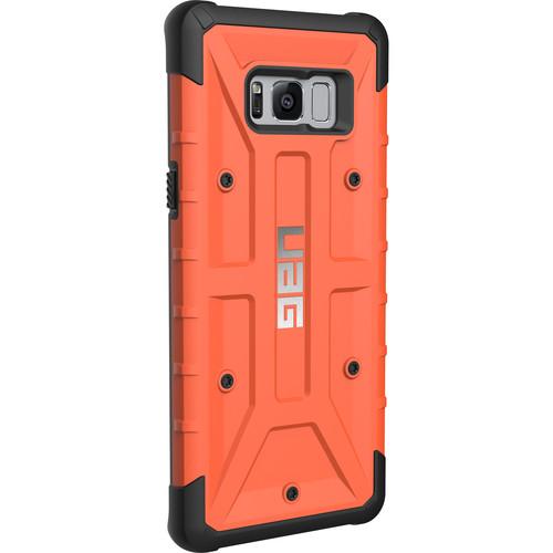 Urban Armor Gear Pathfinder Case for Galaxy S8+ (Rust)