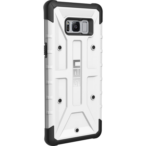 Urban Armor Gear Pathfinder Case for Galaxy S8+ (White)