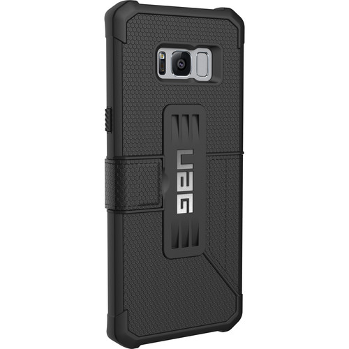 Urban Armor Gear Metropolis Case for Galaxy S8+ (Black)