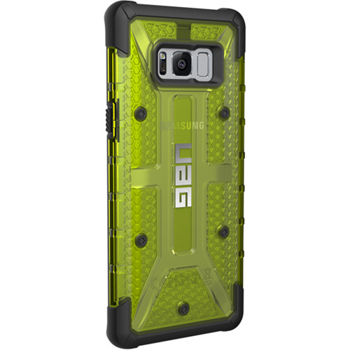 Urban Armor Gear Plasma Case for Galaxy S8+ (Citron)