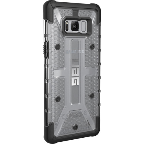 Urban Armor Gear Plasma Case for Galaxy S8+ (Ice)