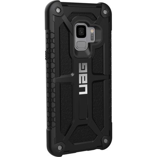 Urban Armor Gear Monarch Series Case for Samsung Galaxy S9 (Black)