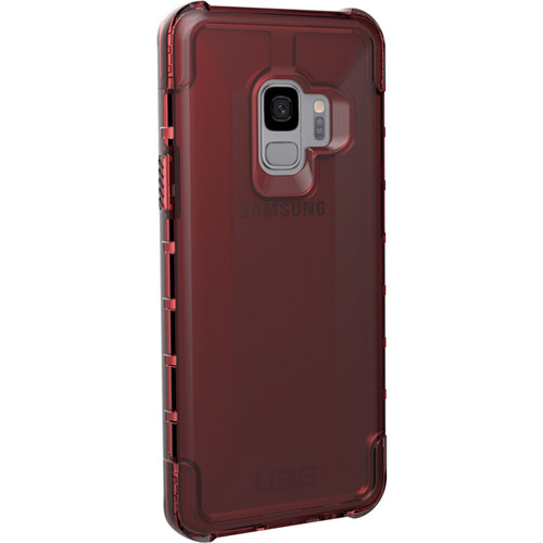 Urban Armor Gear Plyo Series Case for Samsung Galaxy S9 (Crimson)