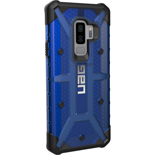 Urban Armor Gear Plasma Series Case for Samsung Galaxy S9+ (Cobalt)