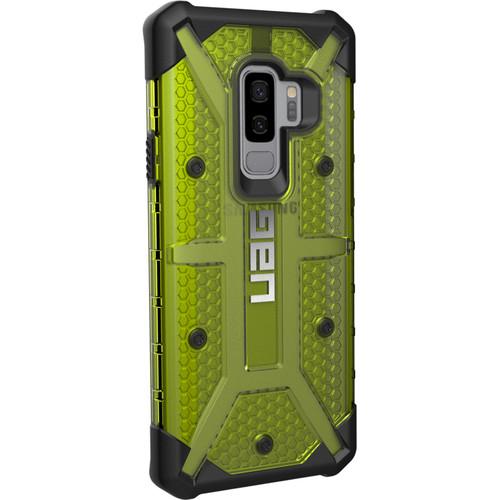 Urban Armor Gear Plasma Series Case for Samsung Galaxy S9+ (Citron)