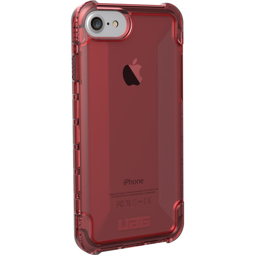 Urban Armor Gear Plyo Case for iPhone 6/6s/7/8 (Crimson)