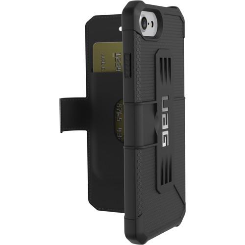 Urban Armor Gear Metropolis Case for iPhone 6 Plus/6s Plus/7 Plus/8 Plus (Black)