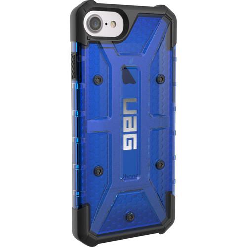 Urban Armor Gear Plasma Case for iPhone 6 Plus/6s Plus/7 Plus/8 Plus (Cobalt)