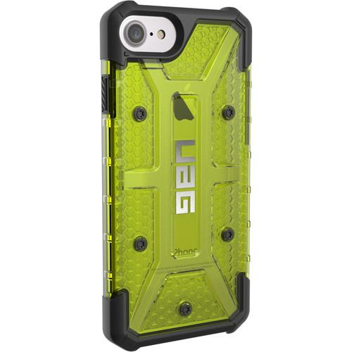Urban Armor Gear Plasma Case for iPhone 6 Plus/6s Plus/7 Plus/8 Plus (Citron)