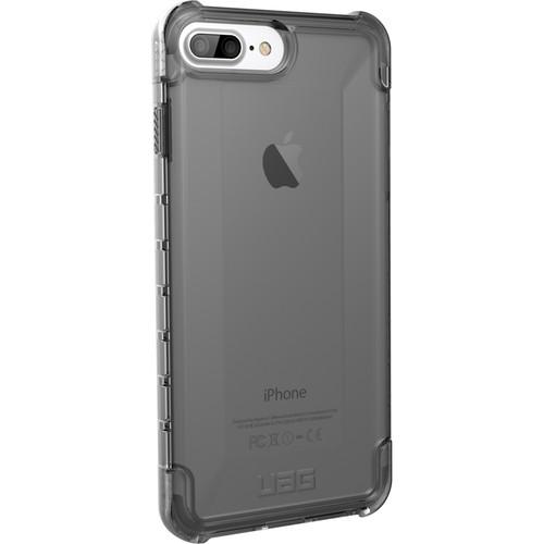 Urban Armor Gear Plyo Case for iPhone 6 Plus/6s Plus/7 Plus/8 Plus (Ash)