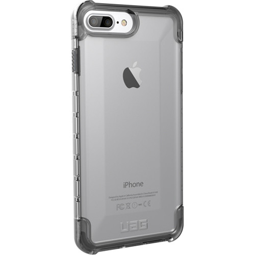 Urban Armor Gear Plyo Case for iPhone 6 Plus/6s Plus/7 Plus/8 Plus (Ice)