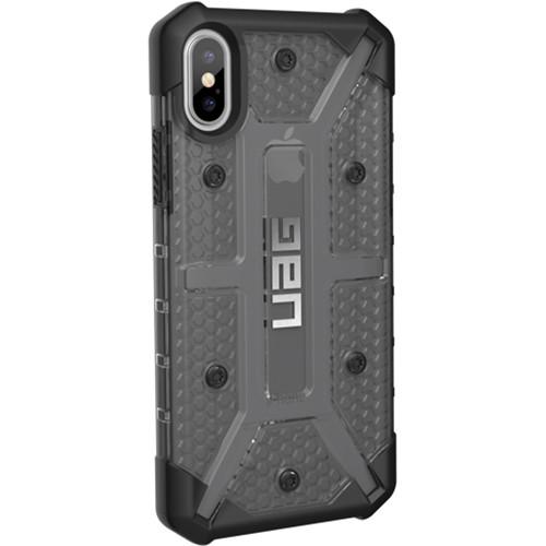 Urban Armor Gear Plasma Case for iPhone X (Ash)