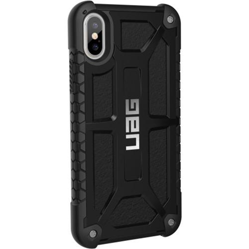 Urban Armor Gear Monarch Case for iPhone X (Black)
