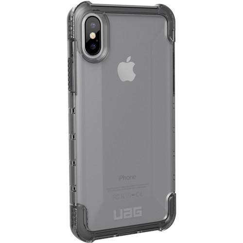 Urban Armor Gear Plyo Case for iPhone X (Ice)