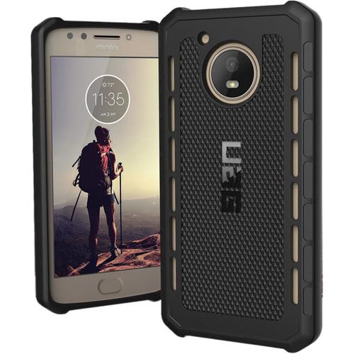Urban Armor Gear Outback Case for Motorola Moto E (4th Gen.) (Black)