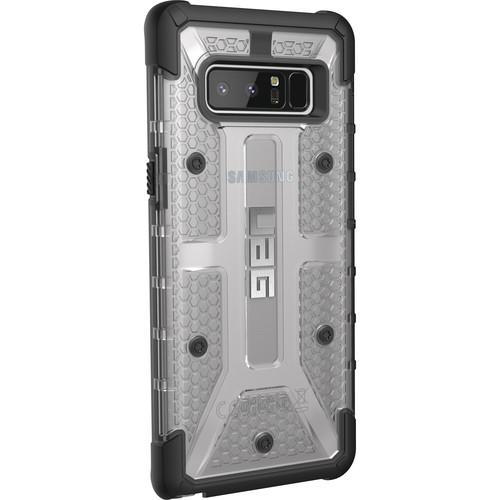 Urban Armor Gear Plasma Case for Galaxy Note 8 (Ice)