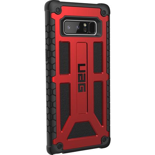 Urban Armor Gear Monarch Case for Galaxy Note 8 (Crimson)