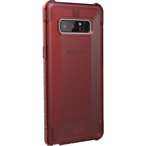 Urban Armor Gear Plyo Case for Galaxy Note 8 (Crimson)