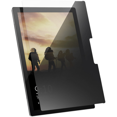 Urban Armor Gear Tempered Glass Privacy Screen Protector for Microsoft Surface Pro