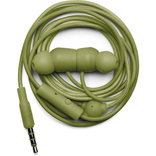 Urbanears Bagis In-Ear Headphones (Olive)