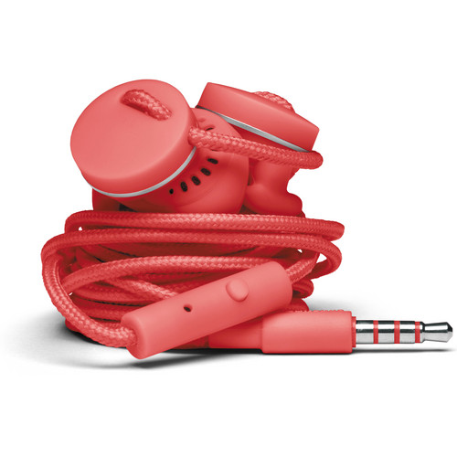 Urbanears Medis In-Ear Headphones (Coral)