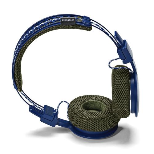 Urbanears Hellas On-Ear Wireless Bluetooth Headphones (Trail)