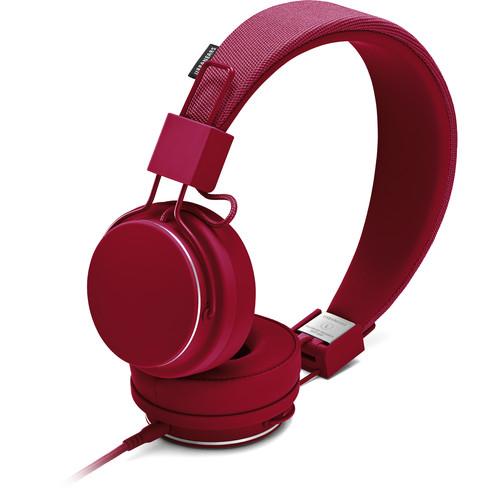 Urbanears Plattan II On-Ear Headphones (Beryl Red)