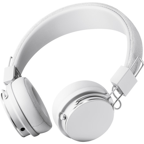 Urbanears Plattan 2 Wireless On-Ear Headphones (True White)