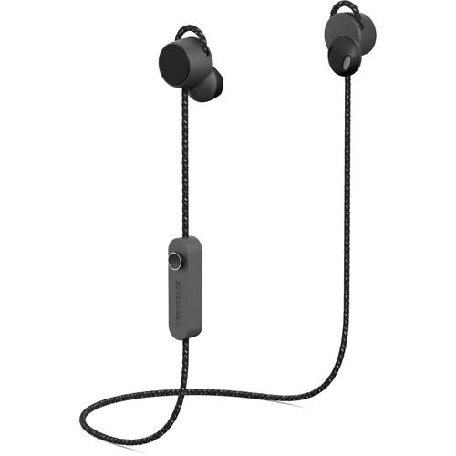 Urbanears Jakan Wireless In-Ear Headphones (Charcoal Black)