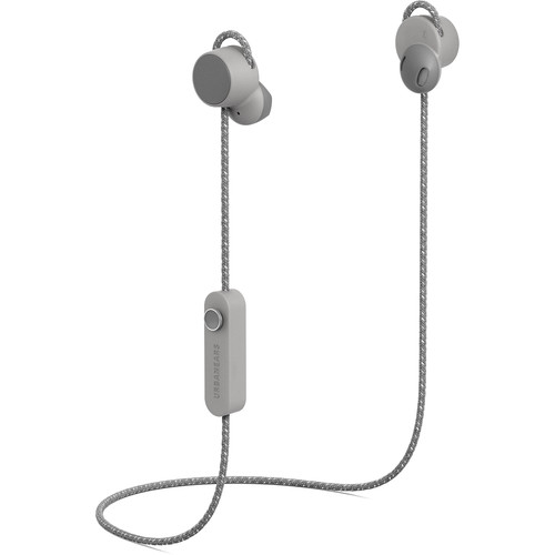 Urbanears Jakan Wireless In-Ear Headphones (Ash Gray)
