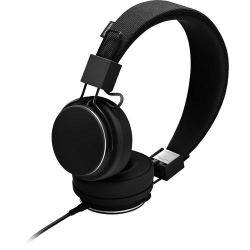 Urbanears Plattan 2 Wireless On-Ear Headphones (Black)