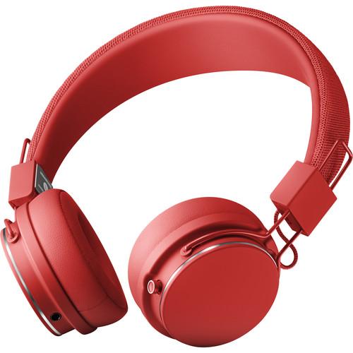 Urbanears Plattan 2 Wireless On-Ear Headphones (Tomato)