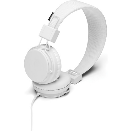 Urbanears Plattan On-Ear Headphones (True White)