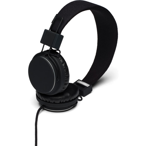Urbanears Plattan On-Ear Headphones (Black)