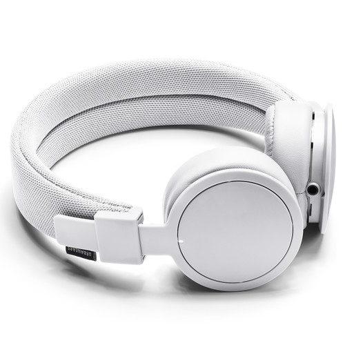 Urbanears Plattan ADV Bluetooth Wireless Headphones (White)